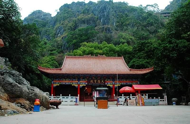 六峰山风景名胜旅游区